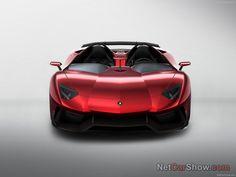 Lamborghini Aventador J photo 91458
