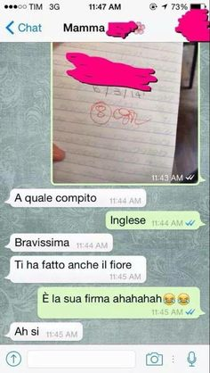 Funny Chat, Funny Jokes, Hilarious, Memes Humor, Funny Photos, Funny Images, Lol Text, Italian Memes, Serious Quotes