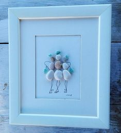 Pebble  art 3 woman 3 woman portrait pebble art girls Christmas Gifts For Couples, Christmas Couple, Friend Birthday, Birthday Woman, Stone Pictures, Outdoor Crafts, Art Friend, Sea Glass Art, Shell Art