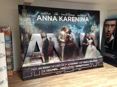 Anna Karenina theatrical display