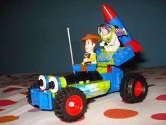 Lego 7590 Woody y Buzz al rescate