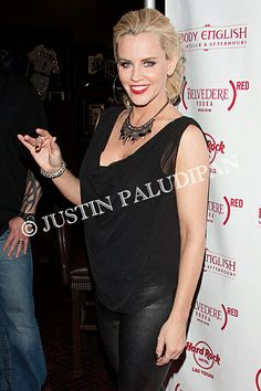 Jenny McCarthy hosts her official 'Dirty, Sexy, Funny' after party at Body English Nightclub & Afterhours at the Hard Rock Hotel and Casino on November 30, 2013 in Las Vegas, Nevada.