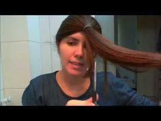 Como cortar cabelo sozinha !!!