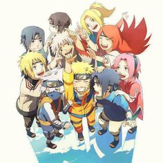 Naruto peoples :3 KAWAII~~~