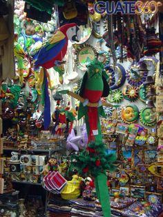 Guate360.com | Fotos de Mercado Central - Articulos Guatemaltecos
