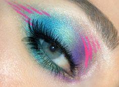 pink lines  jagnamakeup.blogspot.com
