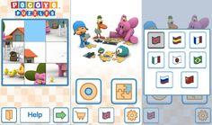 7 Mejores Apps & Juegos de Pocoyó para los niños