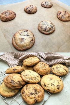 Baking Recipes, Tapas, Sweet Tooth, Muffin, Food And Drink, Vegetarian, Sweets, Bread, Cookies