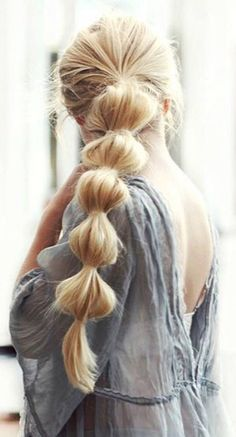 Cute Spring Hairstyle