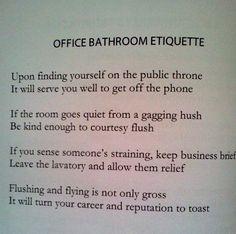 Office Etiquette on Pinterest | 70 Pins