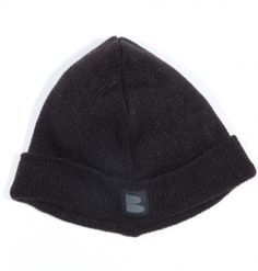 B-side BEANIE B-LABEL BLACK £35.00