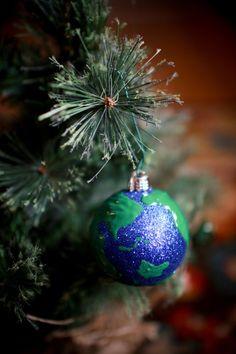 Day 1- Globe, Story of Creation: Genesis 1:1; John 1:1-4