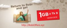 Robi New Internet Combo Offers