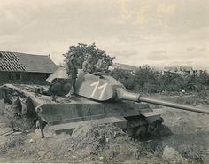 Tanques Sherman y Panzer destruidos - Taringa!