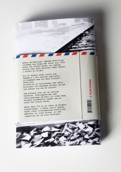 Book cover by Sofie Johansson.