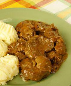 Recipe Steak Kidney Stew