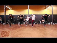 S**t Kingz ft. Brian Puspos, Keone & Mariel Madrid, Jillian... :: Make You Dance :: Urban Dance Camp--Hot!