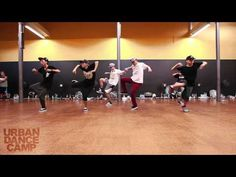 S**t Kingz ft. Brian Puspos, Keone & Mariel Madrid, Jillian... :: Make You Dance :: Urban Dance Camp