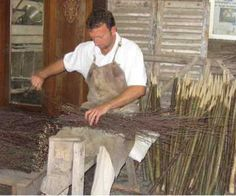 Besom Brooms | ... Nash family 300 year old tradition of crafting besom brooms continues