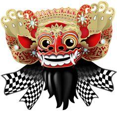 leak Bali Barong Mask Art Print by - X-Small Original Wallpaper, Hd Wallpaper, Barong Bali, Coffee Bean Art, Mask Drawing, Japanese Mask, Shoulder Tattoos For Women, Flower Tattoo Shoulder, Masks Art