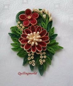 *QUILLING ~ By quillworld