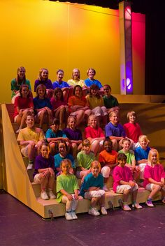 Children's choir, dance, dramas...they can be included in worship too!