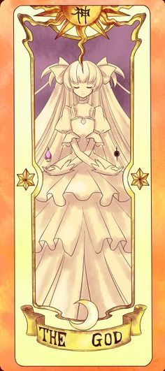 Clow card-The god