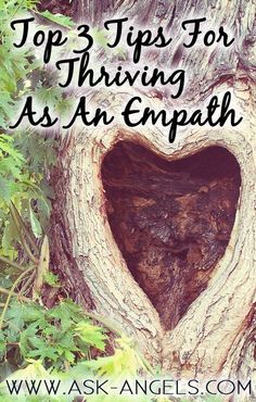 Top 3 Tips For Thriving As An Empath! #empath #askangels #sensitive