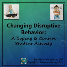 So many disruptive students struggle with their behavior because they aren't able to control their body and apply coping skills! Due to all my teen/preteen repeat offender students that can't seem to stay out of ISS and behave themselves, I did a lot of reading on this topic over the summer. From my reading, I came up with this student activity sheet that helps the misbehaving student to change behavior by applying mindful self-control through coping skills. It works especially well with…