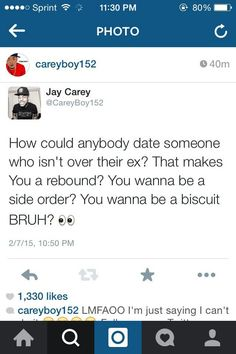 Lmfaoo I am dying of laughter all of these are so hilarious. I know of a couple biscuits
