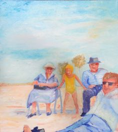 Mary Catherine DeMarco: On the Beach