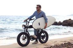 Electric motorcycle like Super 73 or UNIMOKE
