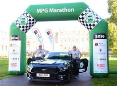UK Fuel Mileage Test Crowns Ford Mustang a Winner - Jennings Ford Direct