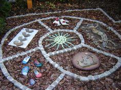 Kamienny ogród