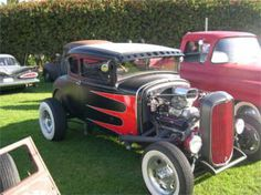 HotRod HotLine ~ 2nd Annual West Coast Primer Nationals & Kustom Kulture Festival ~ October 2004