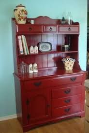 Image result for dining room hutch makeover farmhouse chicken wire distressed white