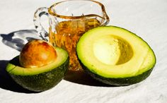 Avocados and honey are all you need for this at-home spa treatment.