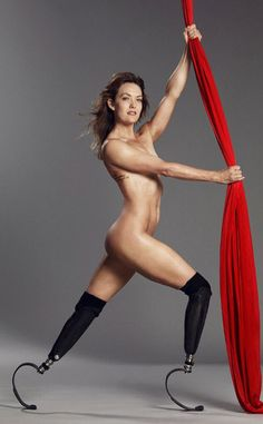 Amy Purdy in the ESPN body issue. Wow! Check out the blog post on why Amy Purdy is #fiercefemale