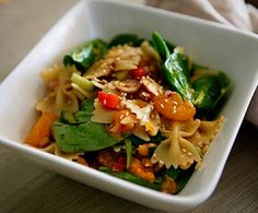 Confessions of a Bake-aholic: Mandarin Pasta Salad