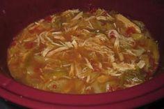Crock Pot Taco Soup - Lean and Green Recipes