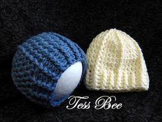 Baby Beanie Rib Hat Textured Hat Ribbed Beanie First Baby   Etsy Baby Boy Beanies, Baby Girl Hats, Newborn Baby Boy Gifts, Funky Hats, Newborn Crochet, Handmade Baby, Baby Birth, Etsy, Baby Shower