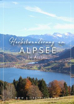 Alpsee hiking - 5 great pleasure hikes on the Alpsee in the Allgäu Travel Vacation List Travel Travel Travel Trip Vacation ideas Diving Lessons, Road Trip Hacks, Green Landscape, Travel Alone, Romantic Travel, Tent Camping, Business Travel, Outdoor Travel, Family Travel