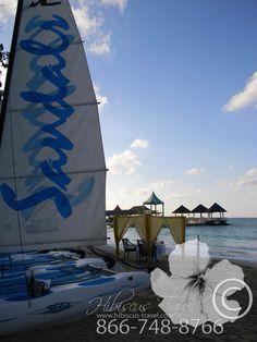 Dusk at Sandals Grande Riviera. Dusk, Jamaica, Opera House, Sandals, Building, Beach, Travel, Negril Jamaica, Shoes Sandals