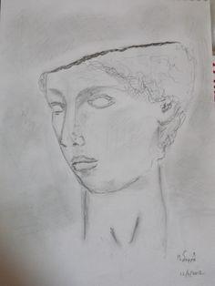 Statue, quick sketch