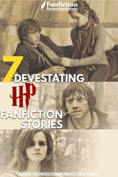 Fanfiction can make you smile, weep or scream out in anger. Harry Potter fanfiction is particularly loved for it's powerful stories that leave you shocked both throughout and at the close. If hearing new stories with Ron Weasley, Hermione Granger & Harry Ron And Hermione Fanfiction, Harry And Hermione Fanfiction, Draco Malfoy Fanfiction, Best Fanfiction, Fanfiction Ideas, First Harry Potter, Harry Potter Fan Art, Harry Potter Fandom, Dark Harry