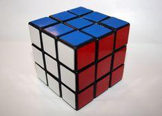 Rubik's Cube Soap, via Etsy.