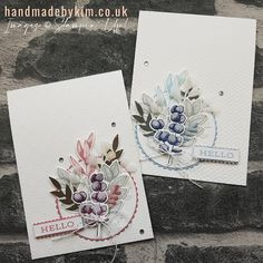 Stampin' Up! Demonstrator Kim Price : Hello! CAS(E) this Sketch #376 feat. the Flourishing Fern Bundle from Stampin' Up! Stampin Up Karten, Karten Diy, Stampin Up Cards, Clay Stamps, Sympathy Cards, Greeting Cards, Handmade Stamps, Handmade Cards, Stampin Up Catalog