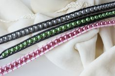 Beautiful dancing pearls, can be used both as necklage and bracelet