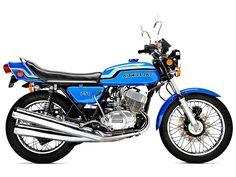 """Kawasaki 750 H2 """"Mach IV"""" (1972)"""