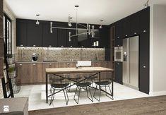 suspenzo_no.23 - Kuchnia, styl industrialny - zdjęcie od suspenzo architectural group